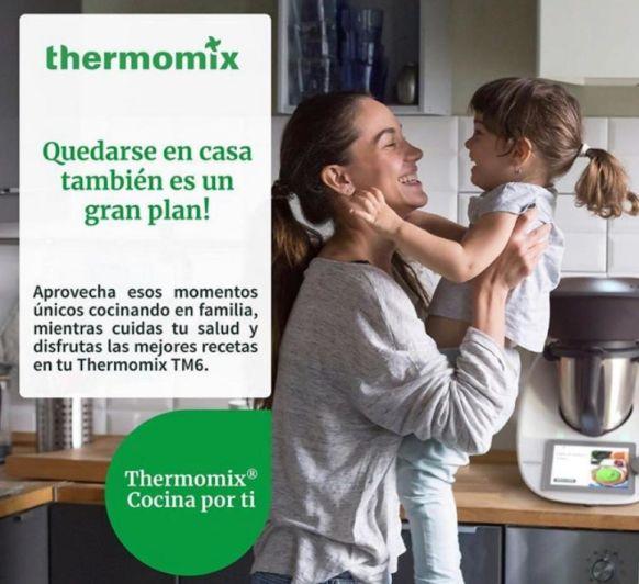 Disfrutar en casa con Thermomix®