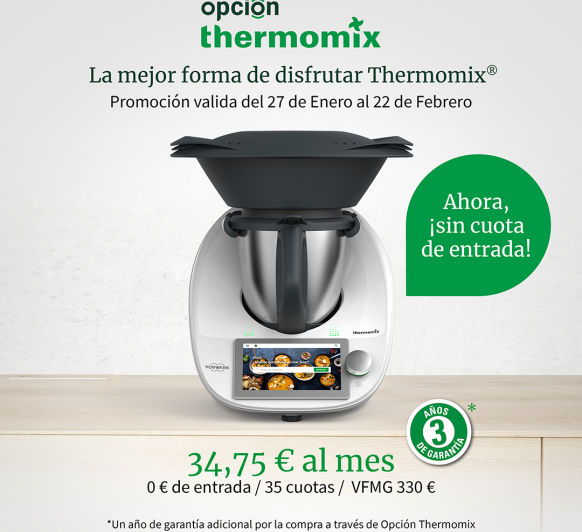 Thermomix® & MES DEL AMOR