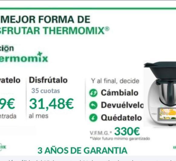 Promoción Thermomix® TM6