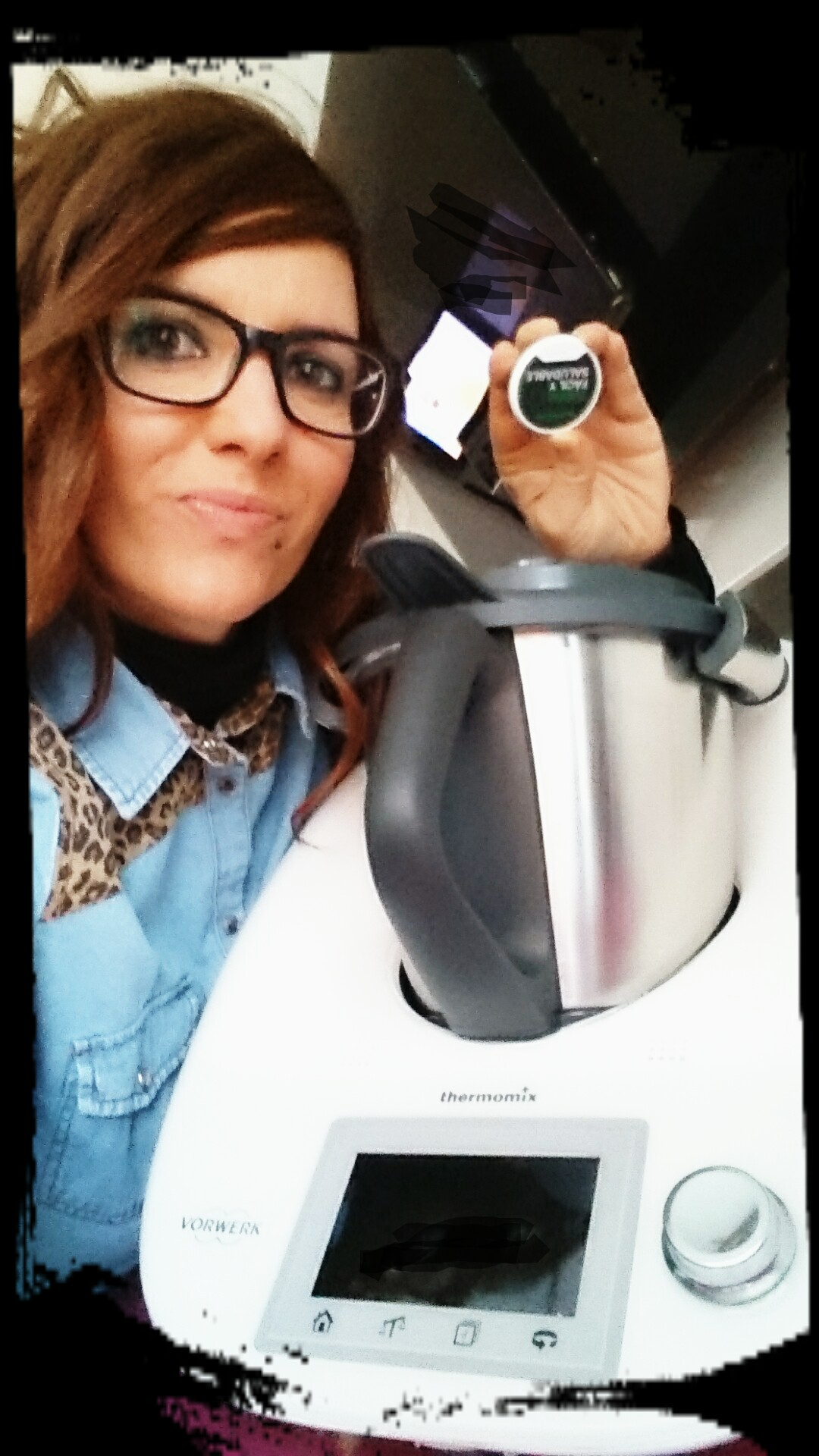 Thermomix® Tm5 y sus libros digitales