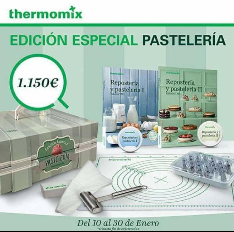 Edicion Especial Pasteleria