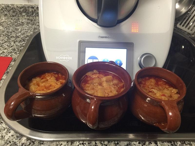 Lo mejor para el frío: Sopa de Trucha del Órbigo