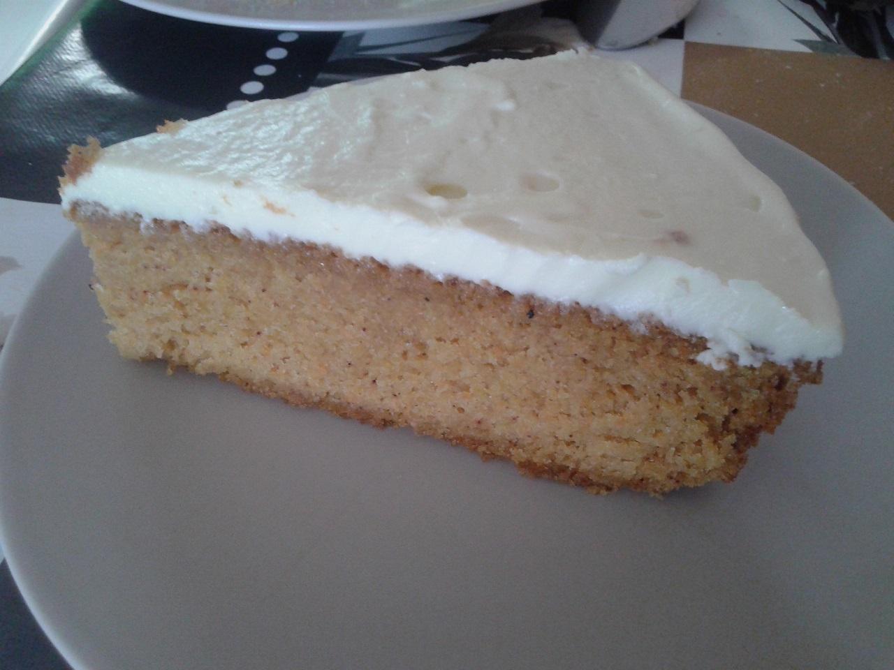CARROT CAKE, auténtica tarta americana, una delicia.