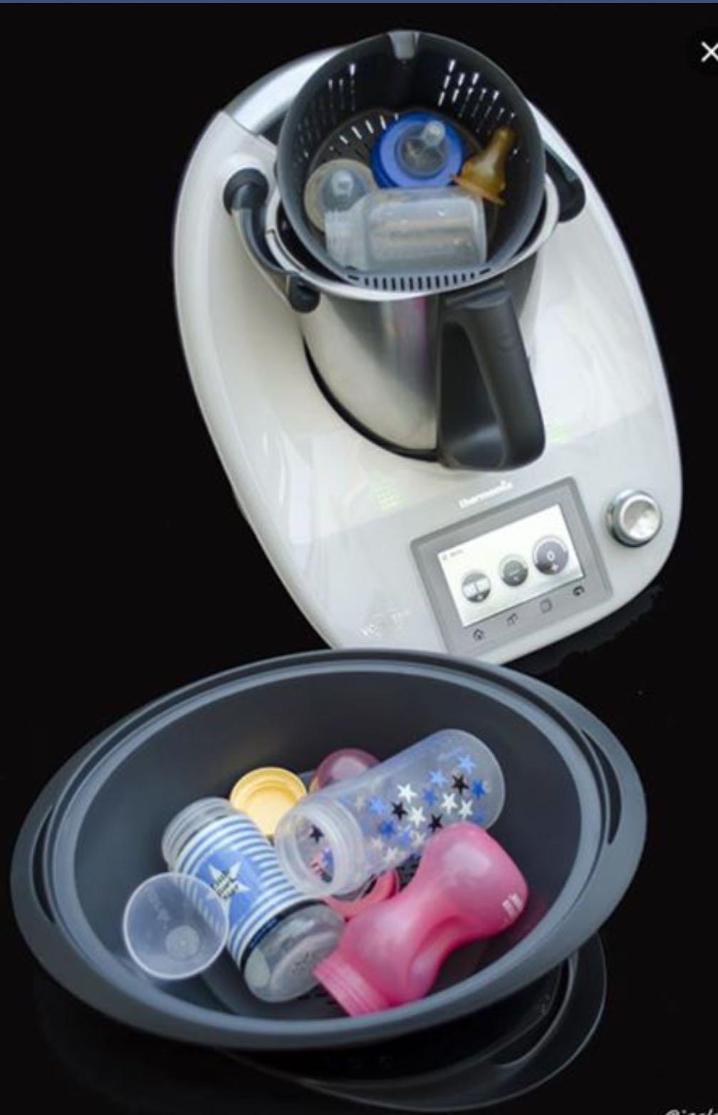 El Thermomix® también esteriliza!!!