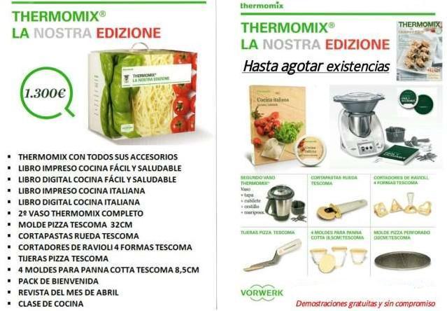 LA NOSTRA EDIZIONE Thermomix®