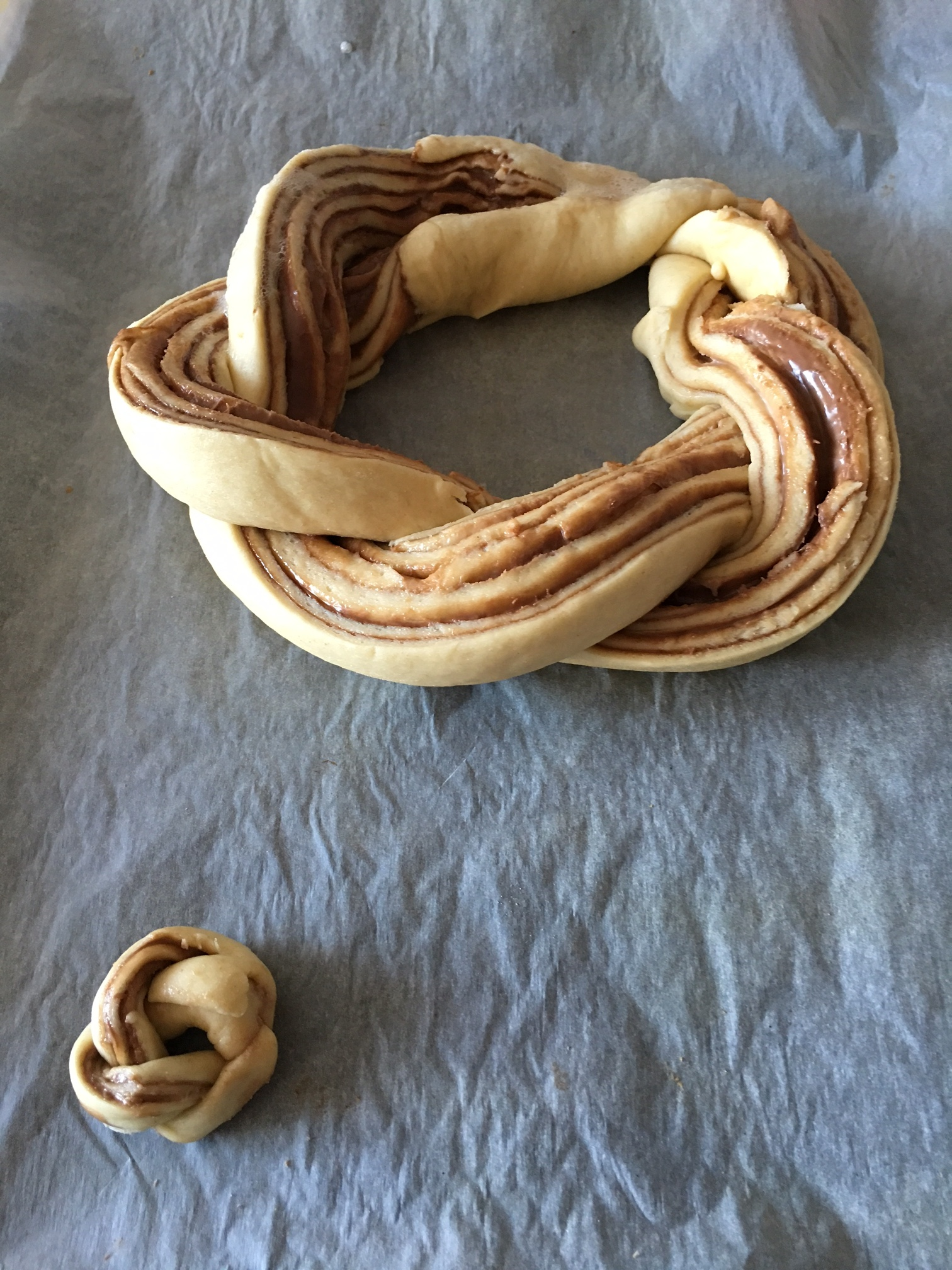 KRINGLE ESTONIA CON NUTELLA