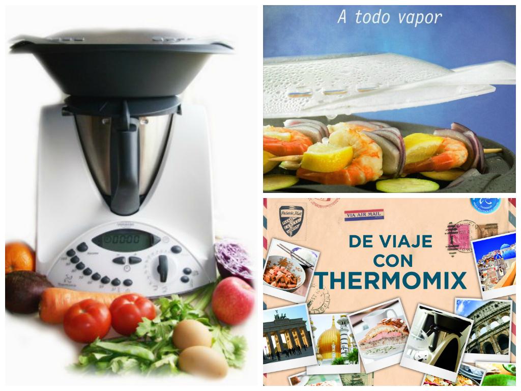 Compra ahora tu Thermomix® y llevate de regalo 2 libros valorados en 60 euros
