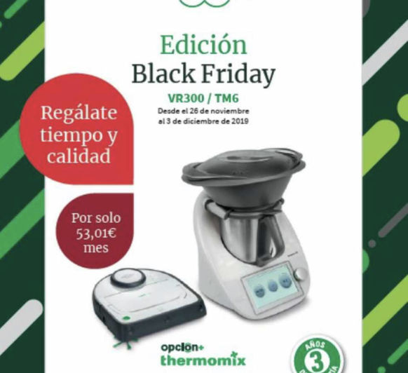 Edición Black Friday