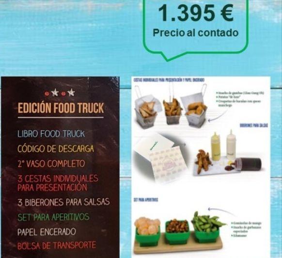 Fiesta de sabores, Food truck