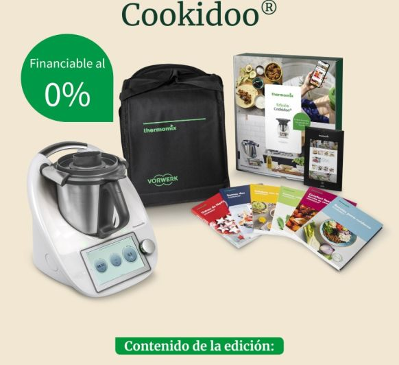 Tu Thermomix® sin intereses... ahórrate los intereses!!