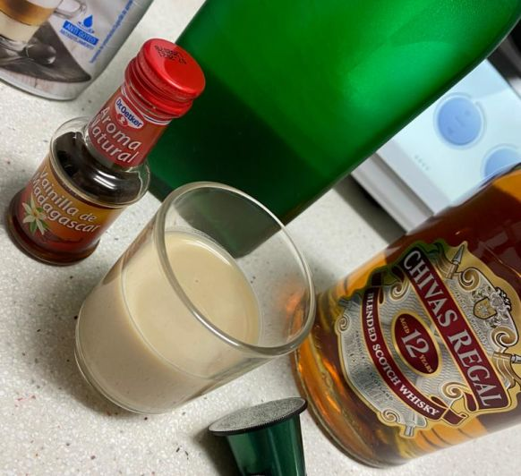 Baileys casero o crema de whisky express