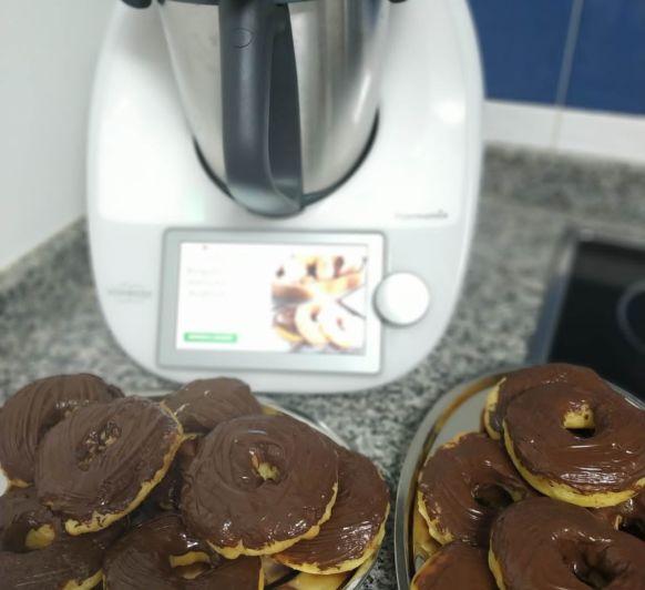 Rosquillas Americanas ( doughnuts)