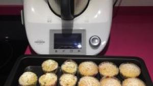 Muffins de Chocolate Receta guiada Tm5