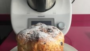 PANETTONE Thermomix® TM5